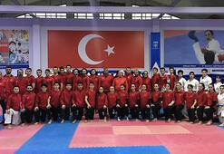 Milli karatecilerden Macaristanda 15 madalya