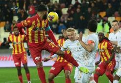 Yeni Malatyaspor 6 haftadır galibiyete hasret