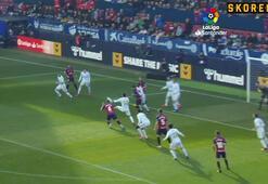 Real Madrid, Osasuna deplasmanından 3 puanla döndü