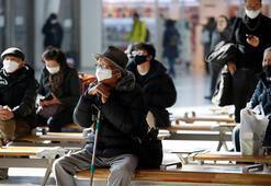 Rusya'nın Çin sınırındaki kentinde koronavirüse karşı maske takma zorunluluğu
