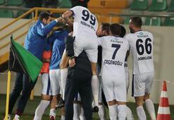 Akhisarspor - Ekol Göz Menemenspor: 2-2