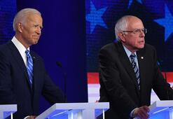 ABDdeki ankette Sanders ilk kez öne geçti
