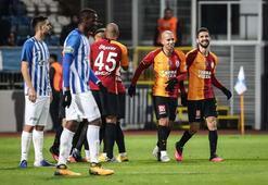Galatasarayda dengeler değişti, Ötekiler yıldız oldu