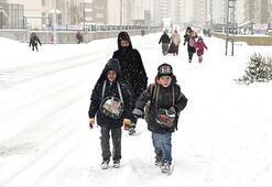 Düzce ve Kastamonuda yarın okullar tatil mi (12 Şubat)