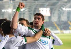 Bursasporun golleri 14 oyuncudan geldi