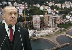 Cumhurbaşkanı Erdoğanın sorduğu o binanın akıbeti belli oldu