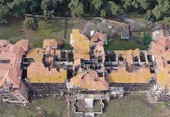 Büyükada Rum Yetimhanesi yıkılma tehlikesiyle karşı karşıya