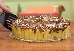 Makarna Pastası tarifi | Makarna pastası yapılışı ve malzemeleri