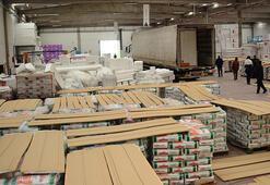 İnşaat malzemeleri ihracatı 2019da miktarda artarken, değerde geriledi