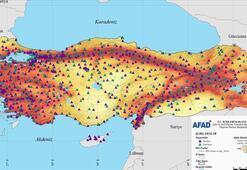 11 Şubatta yaşanan son depremler... Manisa ve Akdenizde art arda depremler