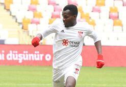 Son dakika   PFDKdan Sivassporlu Isaac Cofieye 2 maç ceza