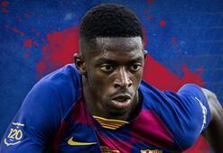 Barcelona, Dembelenin 6 ay sahalardan uzak kalacağını açıkladı