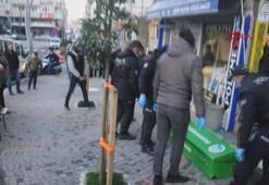 Evden gelen koku polisi harekete geçirdi..