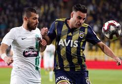 Fenerbahçe - Kırklarelispor: 1-0 (4-0)