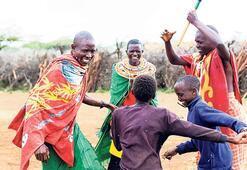 Kenya Kampı'nda doğayı keşfedecekler