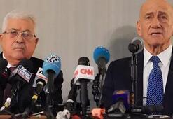Abbas, eski İsrail Başbakanı Olmert ile yeniden müzakere masasına oturmaya hazır