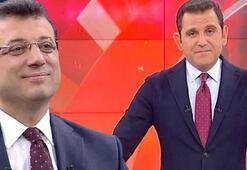 Son dakika: Fatih Portakaldan Ekrem İmamoğluna küfür tepkisi
