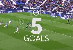 La Liga 23. Hafta | Haftanın en iyi 5 golü