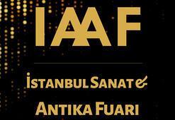 İstanbul Sanat ve Antika Fuarı için geri sayım