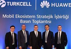 Turkcell ve Huawei, 1 Milyon Huawei Mobil Servis destekli telefon satmayı hedefliyor
