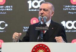 Cumhurbaşkanı Erdoğandan dünyaya net mesaj: Kimsenin gücü yetmeyecek
