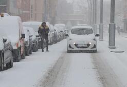 Doğu Anadoluda kar ve soğuk hava etkisini sürdürüyor