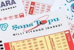 Şans Topu çekiliş sonuçları açıklandı Şans Topu 12 Şubat çekilişinde 5+1 bilen çıktı mı