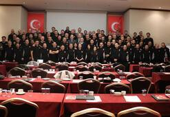 İl Temsilcileri Bilgilendirme ve Eğitim Toplantısı Antalya'da yapıldı