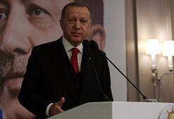 Son dakika haberi... Cumhurbaşkanı Erdoğan: Tüm okların hedefinde AK Parti ve onun genel başkanı var