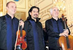 Arkas Trio'dan kış konserleri