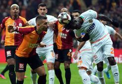 Galatasaray - Aytemiz Alanyaspor: 3-1