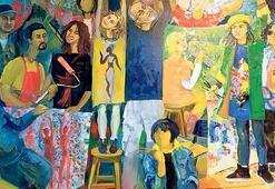 Müzede, ödüllü sanatçıların yaklaşık 700 eserinin yer alacağı kaydedildi.