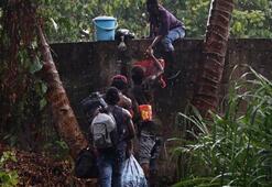 ABD sınırındaki göçmen akışı yüzde 74 düştü