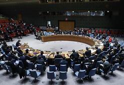 Libyada ateşkes talep eden BMGK kararı kabul edildi