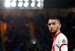 Transfer haberleri | Chelseaden Ziyech için 45 milyon euro