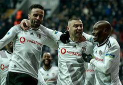 Beşiktaşta sarı alarm Tam 5 futbolcu...