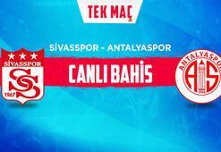Sivasspor, Antalyasporu ağırlıyor Heyecan Misli.comda...