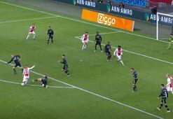 Ajaxın yıldız oyuncusu Hakim Ziyechtan jeneriklik goller