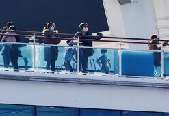 Lüks yolcu gemisinde 44 kişide daha koronavirüs tespit edildi