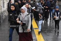 Faslı gelin operasyonu 6 kişi gözaltına alındı