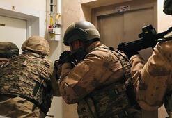 Bitlis'te PKK/KCK operasyonu: 4 gözaltı