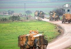 Suriye sınırında dikkat çeken hareketlilik