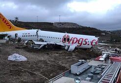 Pistten çıkan uçak soruşturması Kabin memurları şikayetçi olmadı