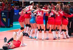 A Milli Kadın Voleybol Takımının Tokyo 2020deki maç programı belli oldu