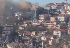 Son dakika: Üsküdar'da korkutan yangın Çok sayıda ekip oraya sevk edildi