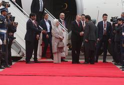 Cumhurbaşkanı Erdoğan Pakistanda