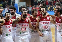 A Milli Erkek Basketbol Takımının EuroBasket 2021 Elemeleri aday kadrosu belli oldu
