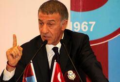Ahmet Ağaoğlundan Sörloth açıklaması: Tahkime gideceğiz