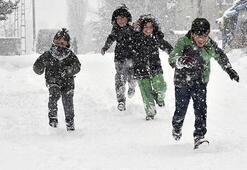 Yarın okullar tatil mi (14 Şubat) Hangi illerde Cuma günü eğitime ara verildi Resmi kar engeli açıklaması