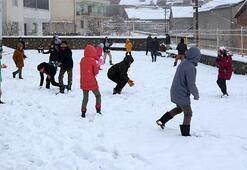 Eğitime kar engeli 14 Şubat 2020 okulların tatil olduğu iller